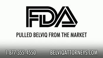 Laminack, Pirtle & Martines LLP TV Spot, 'BELVIQ: Cancer' - Thumbnail 6
