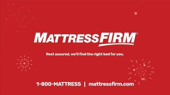 Mattress Firm TV Spot, 'Sleep Boxes: Patriotic' - Thumbnail 8
