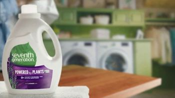 Seventh Generation Laundry TV Spot, 'There Is No Planet B'