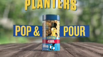 Planters Pop & Pour TV Spot, 'Change the Way You Snack'