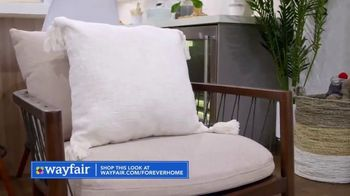 Wayfair TV Spot, 'Property Brothers Forever Home: Kid-Proof Living Room' - Thumbnail 10