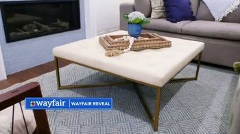Wayfair TV Spot, 'Property Brothers Forever Home: Kid-Proof Living Room' - Thumbnail 2