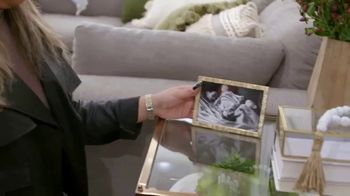 Wayfair TV Spot, 'Property Brothers Forever Home: Kid-Proof Living Room' - Thumbnail 8