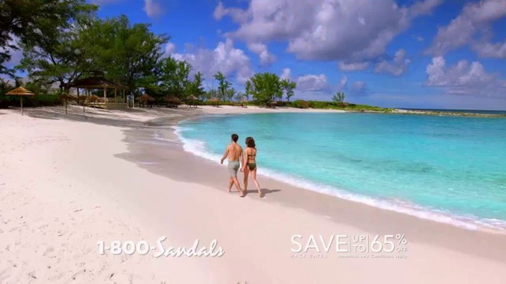 Sandals Resorts TV Commercial, 'Don't Worry About a Thing' Song by Bob Marley