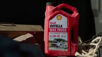 Shell Rotella TV Spot, 'Livelihood' - Thumbnail 7