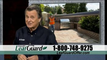 LeafGuard $99 Install Sale TV Spot, 'Ladder Accidents' - Thumbnail 9