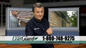LeafGuard $99 Install Sale TV Spot, 'Ladder Accidents' - Thumbnail 1