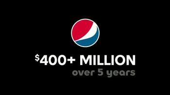 Pepsi TV Spot, 'We Pledge to Be a Part of Progress' - Thumbnail 3