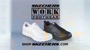 SKECHERS Work Footwear TV Spot, 'Essential Workers' - Thumbnail 10