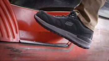 SKECHERS Work Footwear TV Spot, 'Essential Workers'