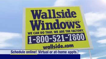 Wallside Windows TV Spot, 'Limited Time: Buy One, Get One Free' - Thumbnail 6