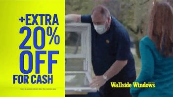 Wallside Windows TV Spot, 'Limited Time: Buy One, Get One Free' - Thumbnail 2