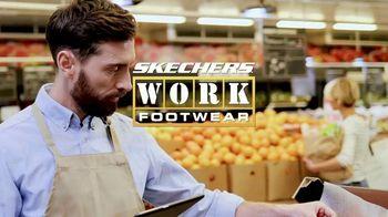SKECHERS WORK Footwear Max Cushioning TV Spot, 'Demanding Job' - Thumbnail 2