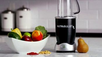 NutriBullet RX TV Spot, 'Salud' [Spanish]
