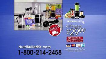 NutriBullet RX TV Spot, 'Salud' [Spanish] - Thumbnail 3