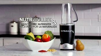 NutriBullet RX TV Spot, 'Salud' [Spanish] - Thumbnail 2