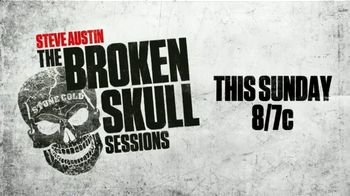 WWE Network TV Spot, 'Steve Austin's Broken Skull Sessions' - Thumbnail 9
