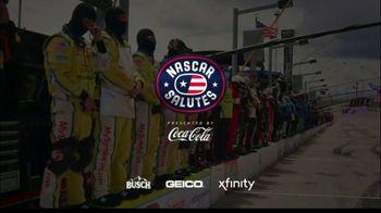 NASCAR TV Spot, 'NASCAR Salutes: The Place We Call Home' - Thumbnail 10
