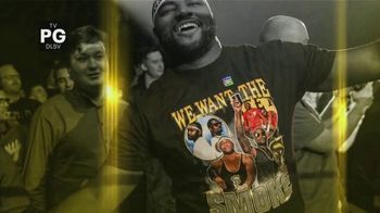 WWE Shop TV Spot, 'Energize: Up To 50 Percent Off Tees and 25 Percent Off Championship Titles' Song by Easy McCoy - Thumbnail 2