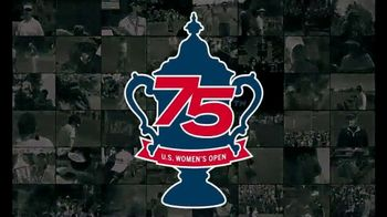 U.S. Women's Open TV Spot, '75 Years' - Thumbnail 8