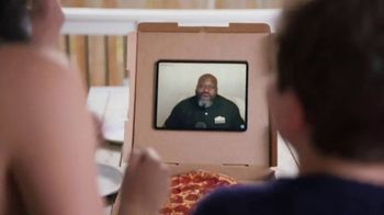 Papa John\'s Shaq-a-Roni TV Spot, \'Pizza Time\' Featuring Shaquille O\'Neal, Song by Nappy Roots