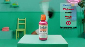 Therabreath Healthy Smile Oral Rinse TV Spot, 'Kate' - Thumbnail 10