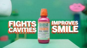 Therabreath Healthy Smile Oral Rinse TV Spot, 'Kate' - Thumbnail 6