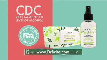 Dr. Brite Purify Disinfecting Spray TV Spot, 'Mobile Device' - Thumbnail 6