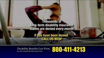Marc Whitehead & Associates, LLP TV Spot, 'Thousands Denied Every Month' - Thumbnail 3