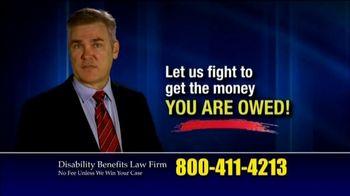 Marc Whitehead & Associates, LLP TV Spot, 'Thousands Denied Every Month' - Thumbnail 4