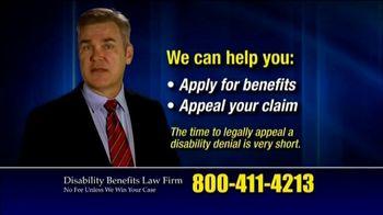 Marc Whitehead & Associates, LLP TV Spot, 'Thousands Denied Every Month' - Thumbnail 7