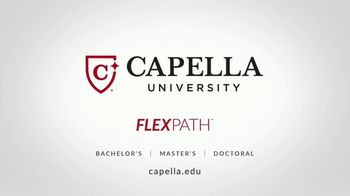 Capella University FlexPath TV Spot, 'The Future Is Here: Smarter Ways' - Thumbnail 10