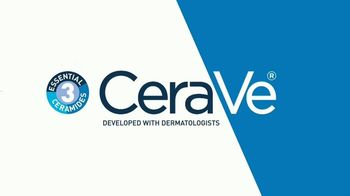 CeraVe Hydrating Facial Cleanser TV Spot, 'Tu piel' [Spanish] - Thumbnail 1