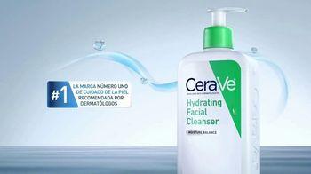 CeraVe Hydrating Facial Cleanser TV Spot, 'Tu piel' [Spanish] - Thumbnail 10