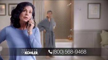 Kohler TV Spot, 'Walk-In Bath: 50 Percent Off Installation and Virtual Appointments'
