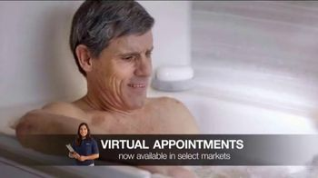 Kohler TV Spot, 'Walk-In Bath: 50 Percent Off Installation and Virtual Appointments' - Thumbnail 7