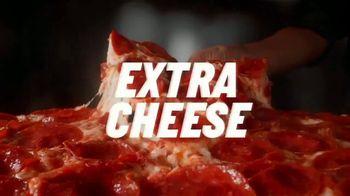 Papa John's Shaq-A-Roni Pizza TV Spot, 'Extra' - Thumbnail 4