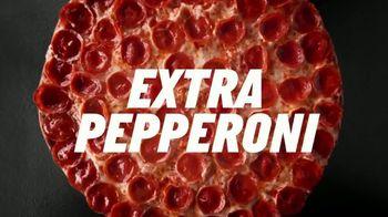 Papa John's Shaq-A-Roni Pizza TV Spot, 'Extra' - Thumbnail 6