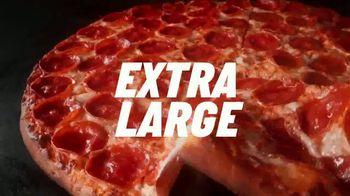 Papa John's Shaq-A-Roni Pizza TV Spot, 'Extra' - Thumbnail 7