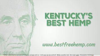 Kentucky's Best Hemp TV Spot, 'Always Dedicated' - Thumbnail 9