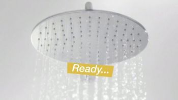 Dove Glowing Shower Collection TV Spot, 'Ready, Set, Glow' - Thumbnail 2