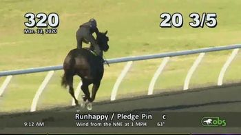 Claiborne Farm TV Spot, 'OBS March Results' - Thumbnail 6