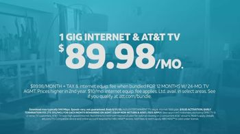 AT&T Fiber TV Spot, 'Working From Home: Internet & TV Bundle: Book Club' - Thumbnail 9