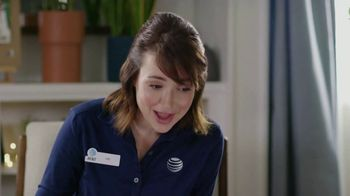 AT&T Fiber TV Spot, 'Working From Home: Internet & TV Bundle: Book Club' - Thumbnail 4