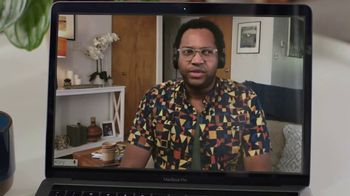 AT&T Fiber TV Spot, 'Working From Home: Internet & TV Bundle: Book Club' - Thumbnail 5