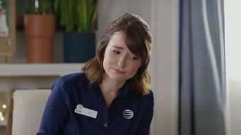 AT&T Fiber TV Spot, 'Working From Home: Internet & TV Bundle: Book Club' - Thumbnail 7