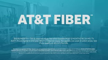 AT&T Fiber TV Spot, 'Working From Home: Internet & TV Bundle: Book Club' - Thumbnail 8
