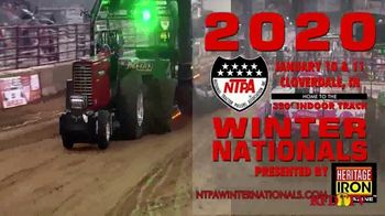 National Tractor Pullers Association TV Spot, '2020 Winter Nationals' - Thumbnail 2