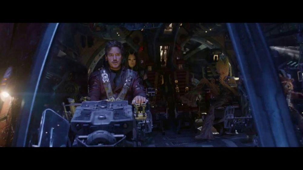 Disney+ TV Commercial, 'Avengers: Infinity War'