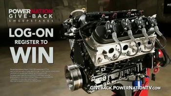 PowerNation Directory TV Spot, 'Give Back Sweepstakes'